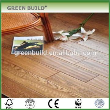 Случайный длина УФ масло вяз твердой древесины полы