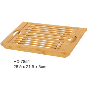 Eco-friendly Bamboo Bread Cutting Board