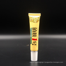 screen printing ,Offset printing cosmetic packaging tube for Baby skin cream