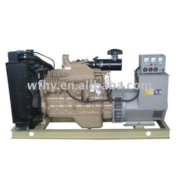 100KW Backup Generator gesetzt