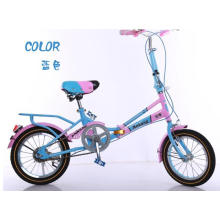 Sicherheit & Komfort Kinder Faltrad