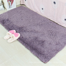 customize pp silk carpet and rug products in wuxi