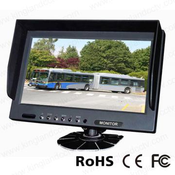 9-дюймовый TFT LCD Автономный Монитор Автомобиля