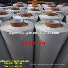 12mil polyken 955 cinta de envoltura exterior similar para tubería subterránea