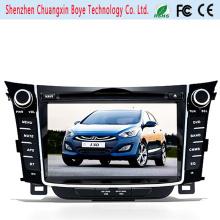 / Coche de vídeo / reproductor de DVD de coche para Hyundai I30 2013