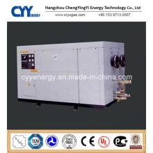 Bitzer Semi-Closed Air Kälteanlage für die Chemische Industrie