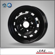 4 Lug Black Wheels Car Wheel Rim de 13x4.5