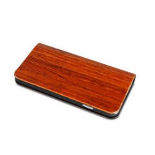 Rugged Iphone 6 Phone Case Fashion Wooden Cell Phone Case W