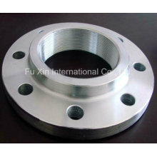 Carbon Steel Forged Thread Flange Asme B16.5