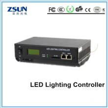 24 Channels DMX 512 RGB LED Controller DC12V~24V 4A*4CH 384W, Warranty
