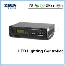 Decodificador do diodo emissor de luz do controlador do diodo emissor de luz DC12V 24V do RGB DMX 512