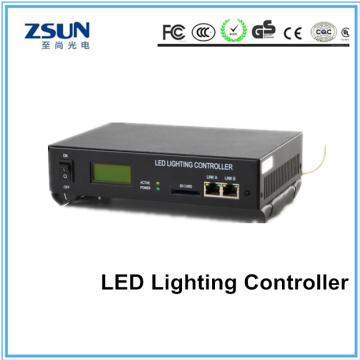 Управление DMX 512 компьютер настольная лампа контроллер Регулятор света этапа