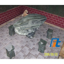 stone table,granite table,outdoor table