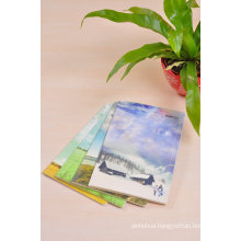 School Stationery Supply Custom Paper Lined Composition Notebook