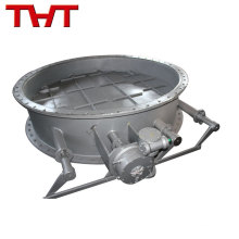 Eco friendly with high performance complex profile compressor damper