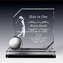 Hole-in-One-Auszeichnung für Golfsport 1015