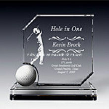 Hole-in-One Award pour Golf Sport 1015