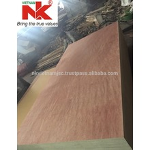 NK Hardwood Commercial Plywood from Vietnam 12mm