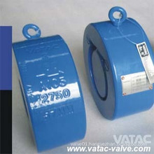 Soft Seal Single Disc Swing Wafer Check Valve