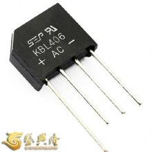 SXLS3-- 4A/600V rectifier flat bridge pile Electronic Component IC Chip KBL406