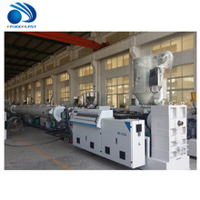 Good design high performance upvc pvc electric conduit pipe manufacturing making machine