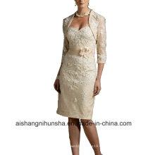 Женщин Кружева Платье Без Рукавов Вечернее Платье Выпускного Вечера