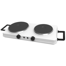 Electrical 2500W Double Burners with handles