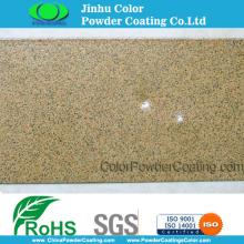 Marble Finish Polyester Powder Coatings