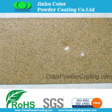 Marble Finish Polyester Powder Coatings