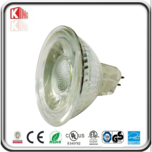 Venda quente LED Light Alta Potência 5 W COB Lâmpada LED MR16