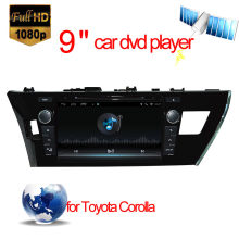 Android-DVD-Player für Toyota Corolla GPS Navigation