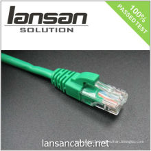 4PR 24AWG RJ45 UTP CAT 5e Cable / Patch Cable / Patch Cord / Ethernet Cable, 100Mhz / PVC / LSOH