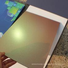 Panel de pared impermeable del cuarto de baño Panel compuesto de aluminio nano