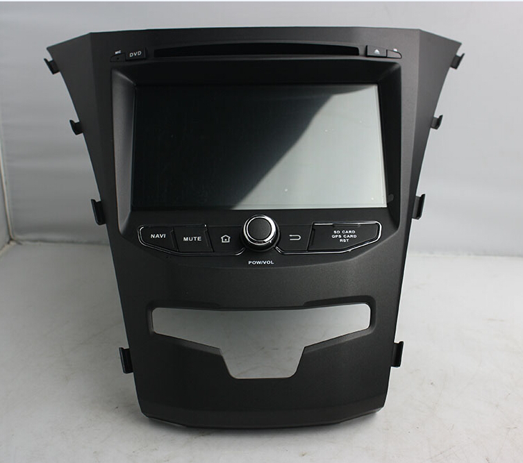 Android 7.1 Car DVD Player For SsangYong Korando 2014