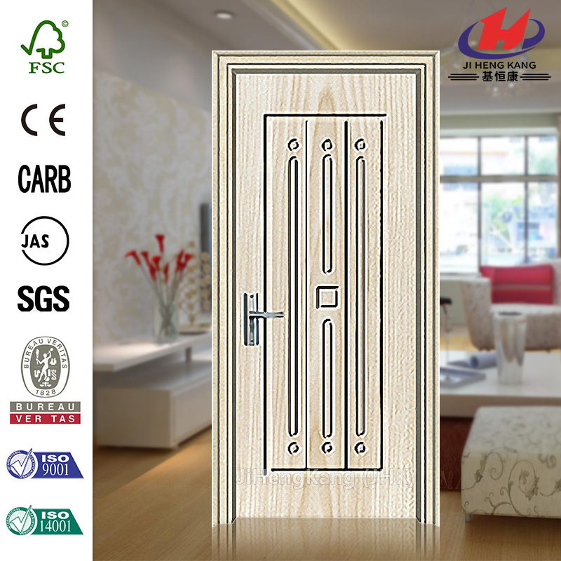 PVC Steel Barn Door Hardware Interior Door
