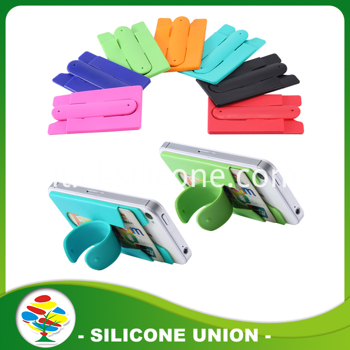 silicone card holders