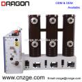 ZN63A-12 12кв высокого напряжения крытый вакуумный выключатель 1250А