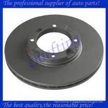 MDC845 51712-24180 51712-21350AT 51712-24100 51712-21B00 51712-21350 la meilleure qualité hyundai pony disque de frein