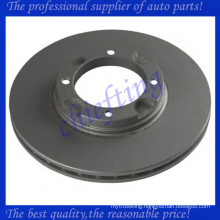 MDC845 51712-24180 51712-21350AT 51712-24100 51712-21B00 51712-21350 the best quality hyundai pony brake disc