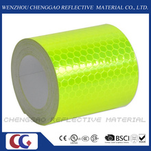 PVC Green Reflective Adhesive Tape for Traffic Safety (C3500-OXG)