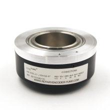 Encoder giratório incremental do eixo oco de Iha10050 Od100mmid50mm 3600PPR 3600PPR