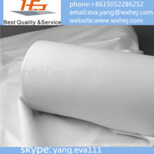 Factory wholesale white polyester fabric bed sheet fabric