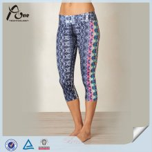 Sublimation Günstige Tight Frauen Yoga Hose
