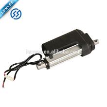 Carrera de actuador lineal de protección sobre corriente 1000 mm con manivela manual