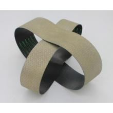 Cinturón de lijado abrasivo lapidario de diamante flexible