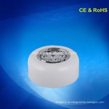 Zhongshan superficie montada 75mm LED de iluminación llevado por los accesorios de luz