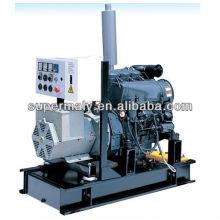 30kVA L'industrie utilise un générateur Deutz refroidi par air (homologué CE, qualité Europe)
