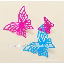 Schmetterling-förmige Brad