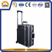 Caso de bagagem do lado duro com grande capacidade dentro (hp-2503)