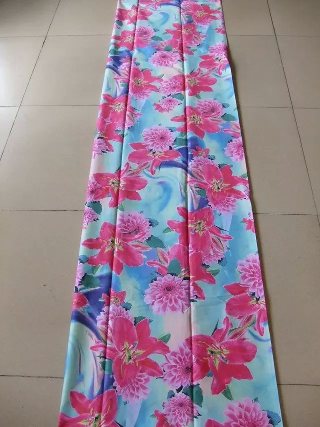 cotton printed fabrics rotary